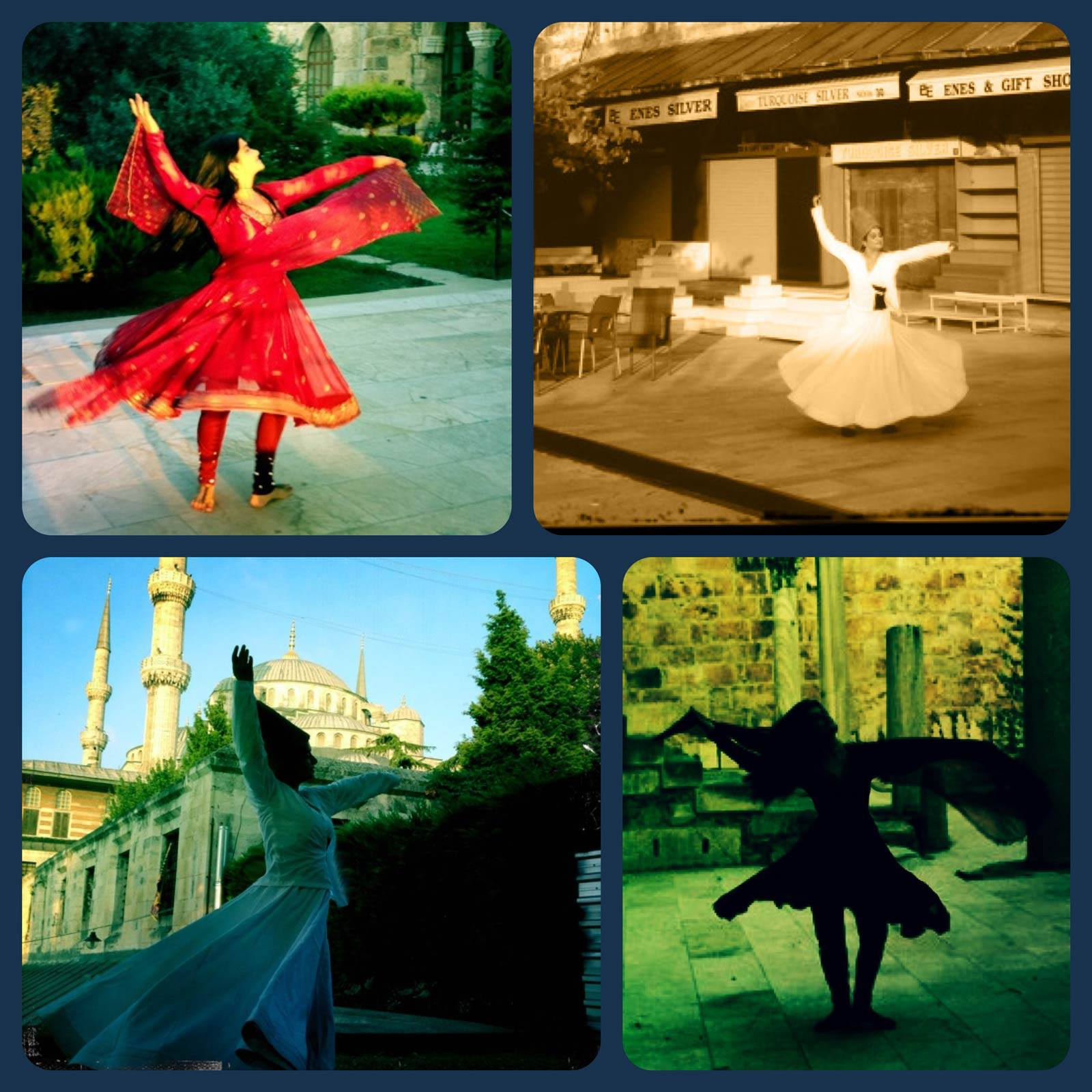 Dervish Whirling with Monika Nataraj