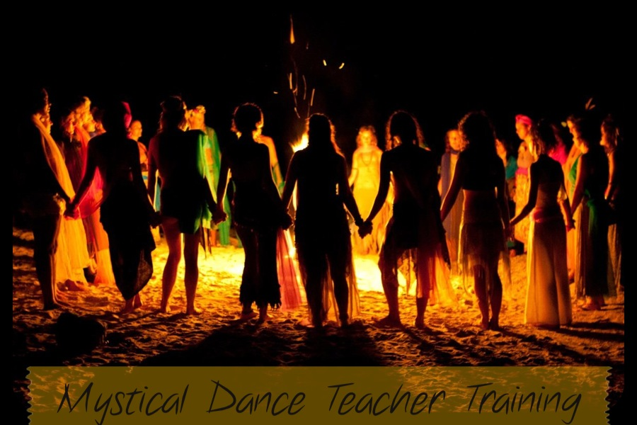 Sacred Shamanic Dance Teacher Training