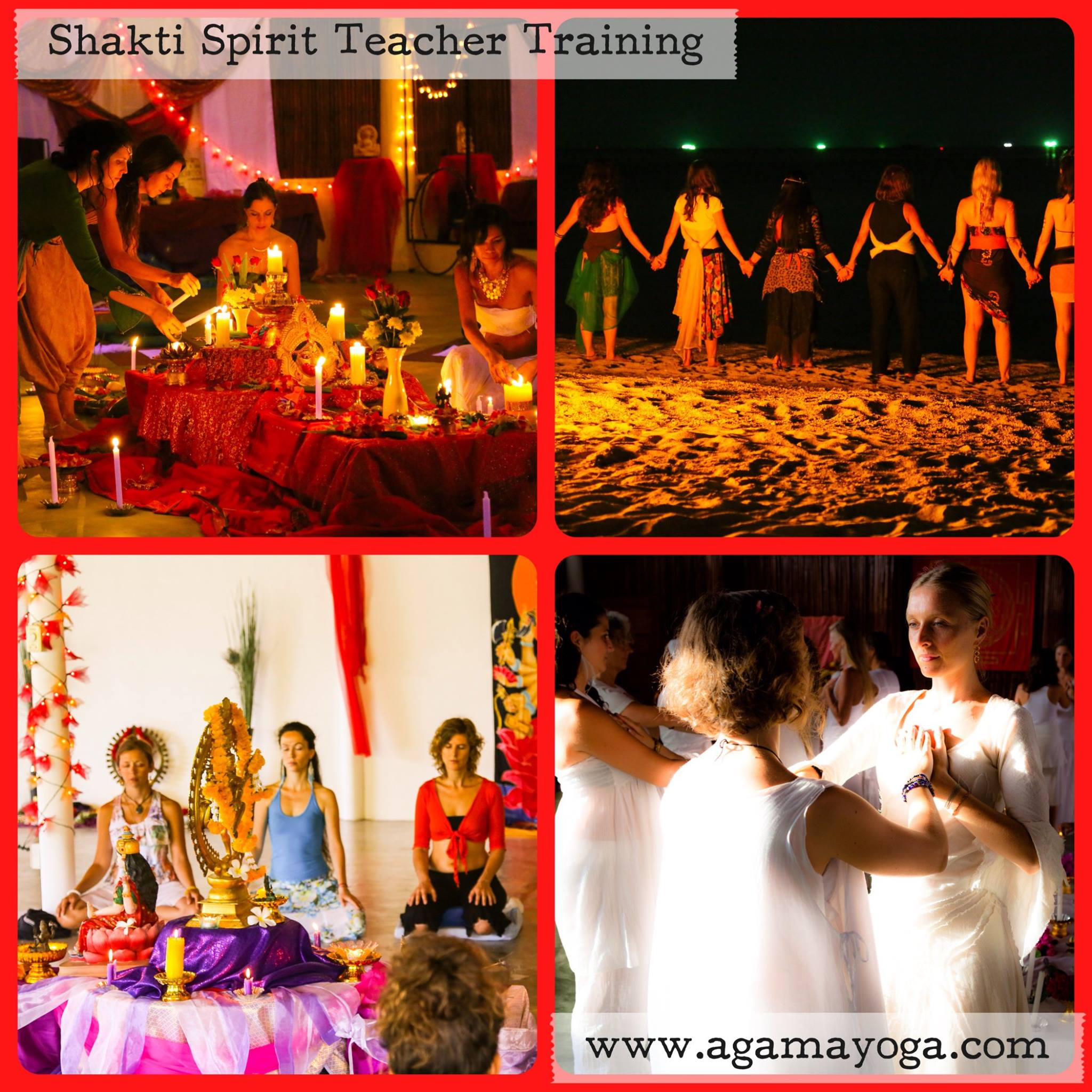 Shakti Spirit Teacher Training